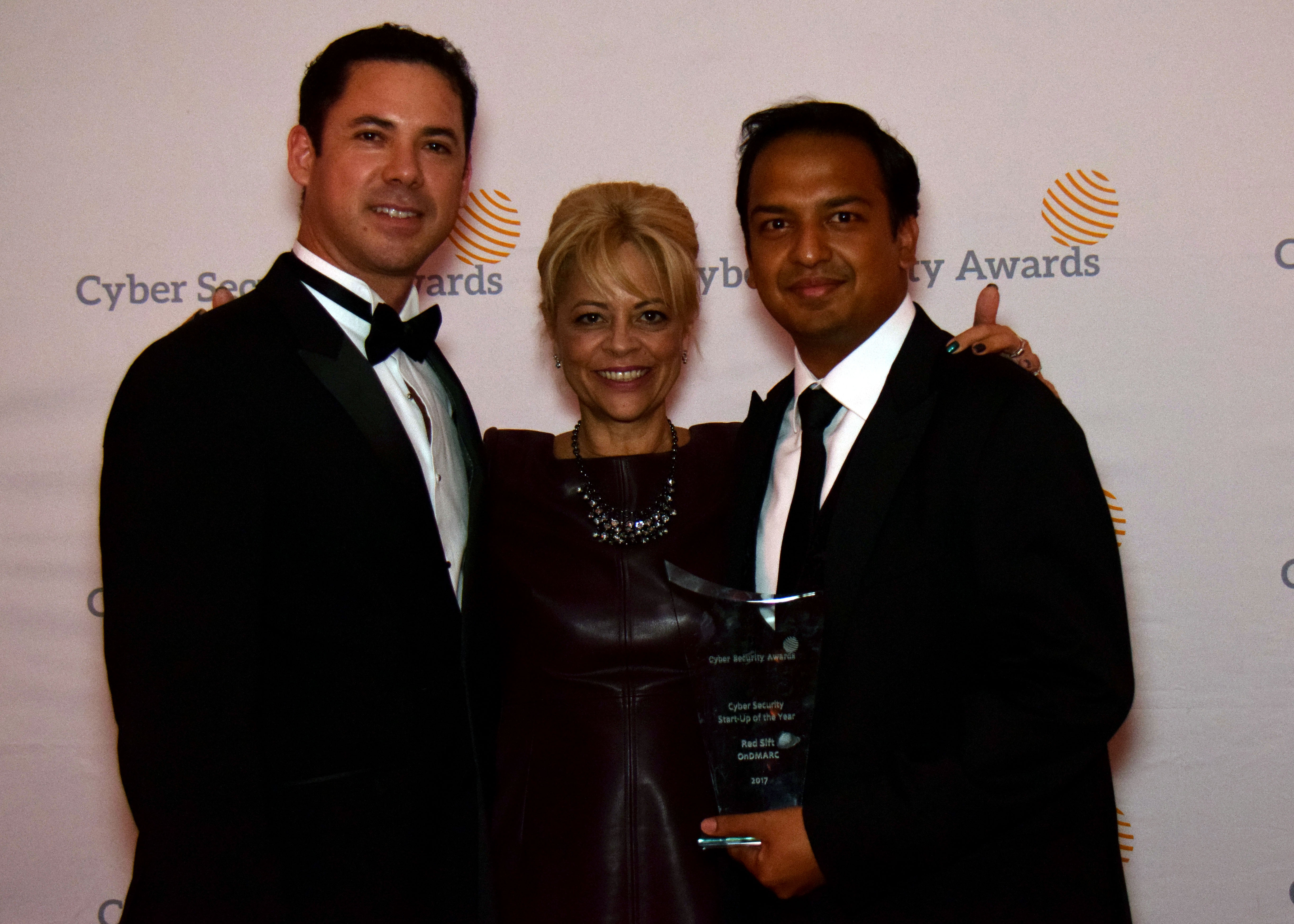 2017 Cyber Security Awards Cyber Security Start-Up of the Year Red Sift