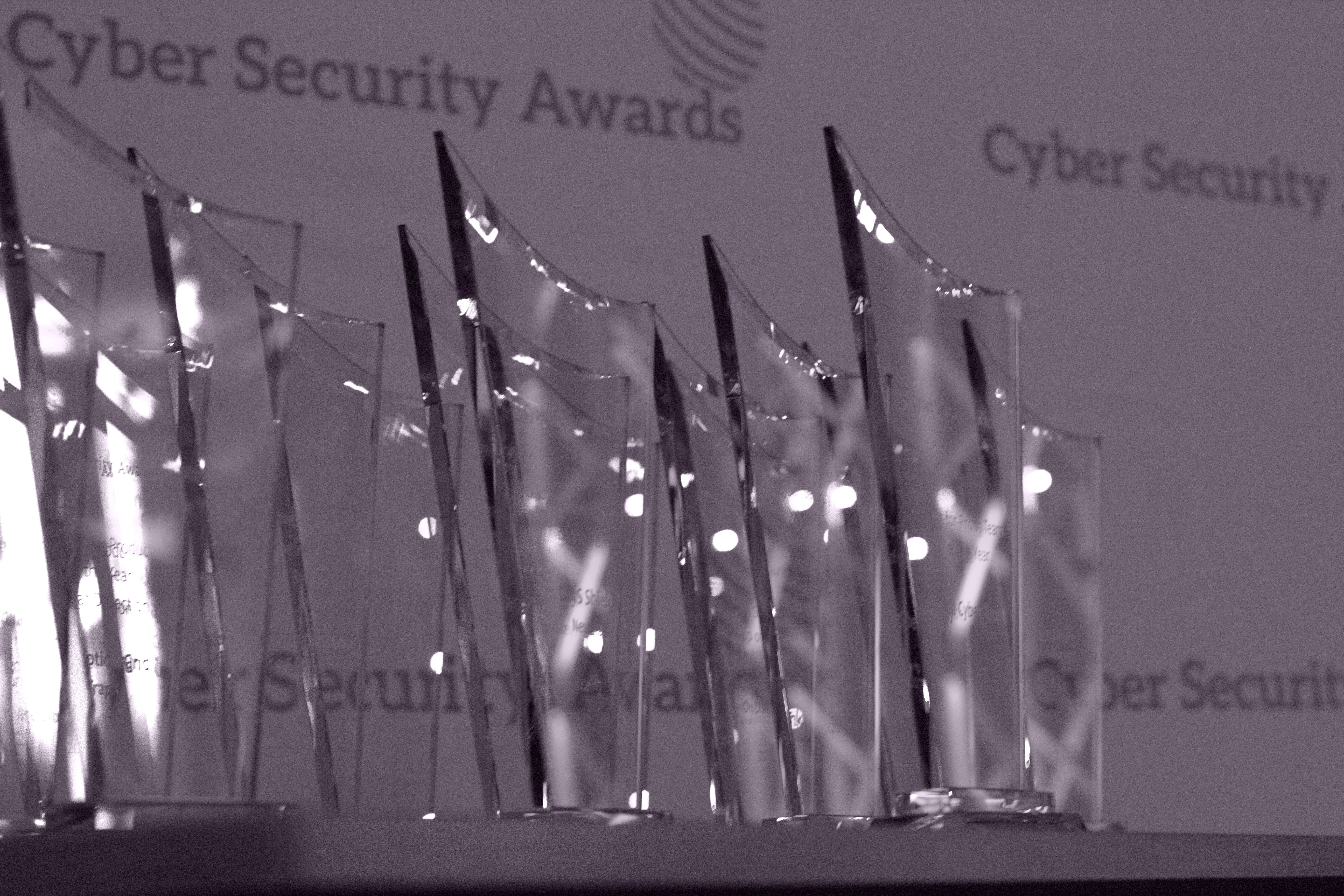 2017 Cyber Security Trophies