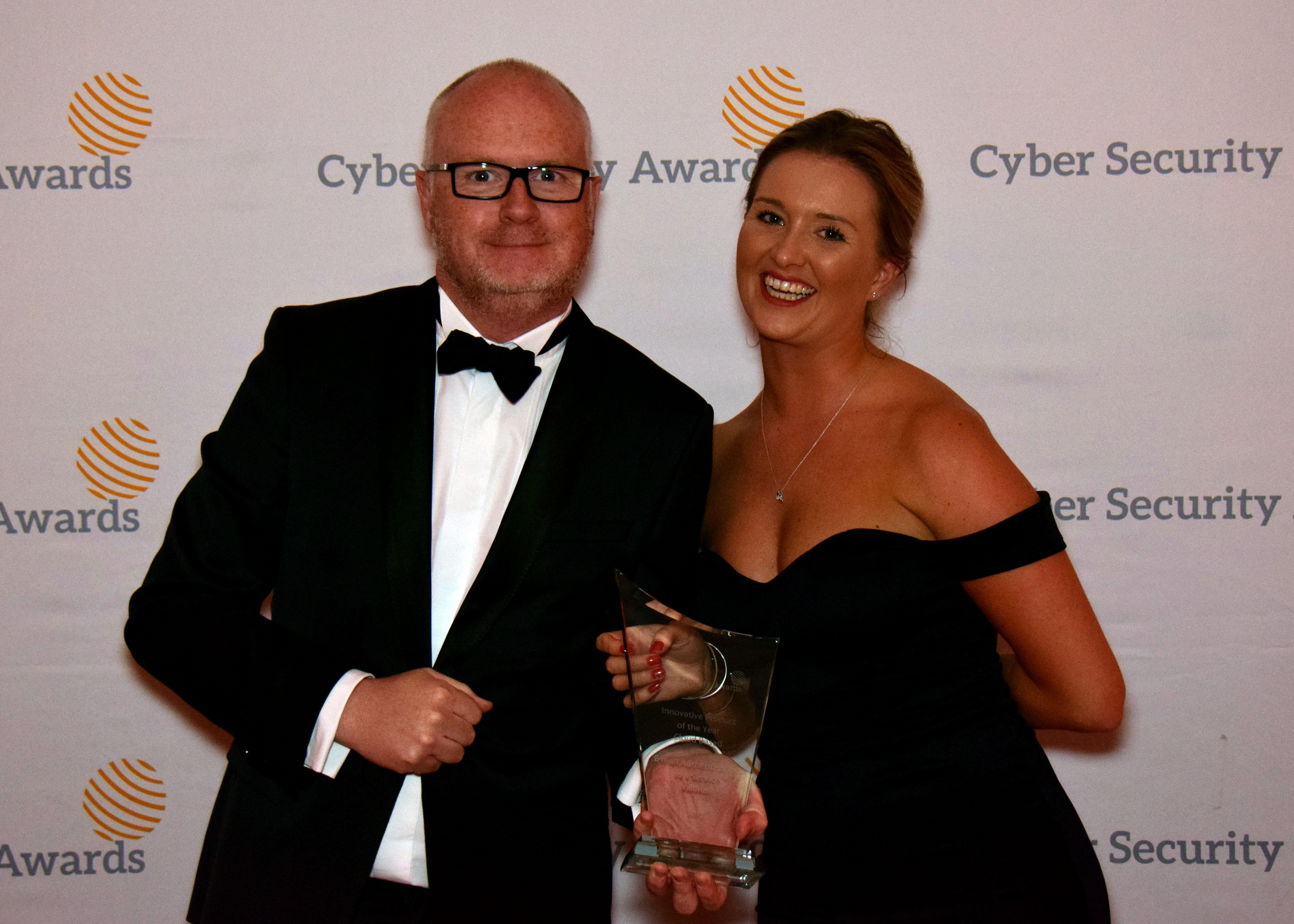 2017 Cyber Security Awards ValiMai